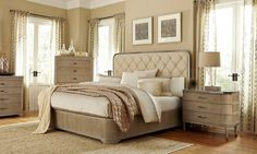 Picture of Greenpoint Sandstone Bedroom Suite