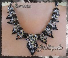 Le Blog de Joëlleperle - Gardenia... en tenue de soirée !