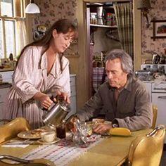 Meryl Streep, Clint Eastwood, Marilyn Film, Clint Walker, Romantic Themes, The Searchers, Emma Thompson, Madison County, Romance