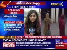 Two cops in Badaun Rape inside Police Station #NewsX