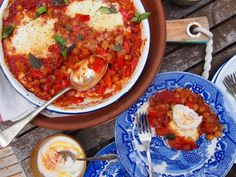 Foodie Friday: Smokey Mexican baked beans by The Rosedog Blog - The Interiors Addict