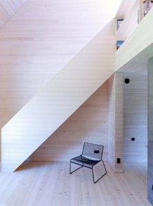 Haus am Moor, Neubau, Architektur: Bernardo Bader, ©Jörg Seiler