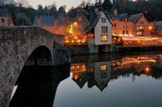 Tourismus Dinan - Bretagne - Frankreich