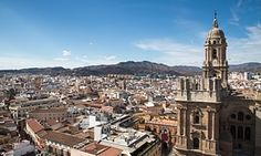 Málaga from the rooftops. Photograph: Holger Leue/Getty Images/Lonely Planet Im  Málaga holiday guide: what to see plus the best bars, hotels and restaurants | Travel | The Guardian