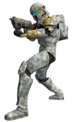 Star Wars Pictures, Star Wars Images, Star Wars Commando, Republic Commando, Star Wars Canon, Galactic Republic, Star Wars Concept Art, Battle Droid, Super Soldier