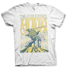 Yoda - The Jedi Knights T-Shirt (White)