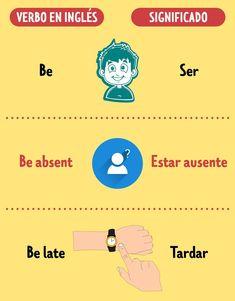 English Talk, English Verbs, Spanish English, English Phrases, Learn English Words, English Class, English Lessons, English Grammar, Teaching English