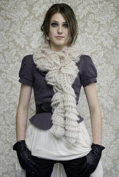 Scarfs boa - Hanna Rek - Picasa Web Album