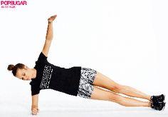 Cvičte takto pouze 6 minut denně a uvidíte, co se stane s Vaším břišním tukem | Milujeme cvičení