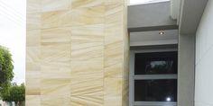 Teakwood Honed Finish #SandstonePavers 03