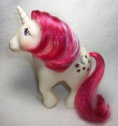 Moondancer. Unicorn pony. Year 2. 1983-84.