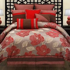 Hallmart Collectibles Joslin Comforter Set $274 9 piece set