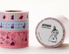 Moomins! by Lulie on Etsy