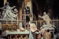 Holy Sacrifice of the Mass.  Source: http://www.schola-sainte-cecile.com/2013/06/01/messe-traditionnelle-a-notre-dame-de-paris-les-photos-et-lenregistrement-audio/
