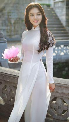 Áo dài ~ VN beauty
