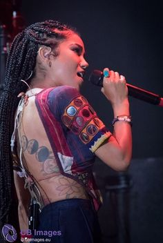 jhene aiko News Black Girl Magic, Black Girls, Black Women, Jhene Aiko Tattoos, Jhene Aiko Back Tattoo, Big Sean And Jhene, Pelo Afro, Afro Punk, Woman Crush