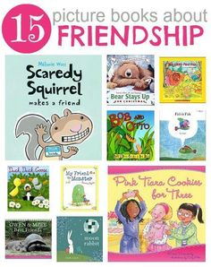 #Books about #Friendship