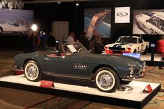 1958 BMW 507 Series II Roadster 70156