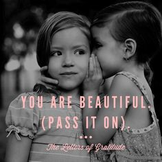 pass it on~
