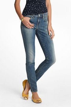 Levi's Made & Crafted Empire Skinny #anthropologie