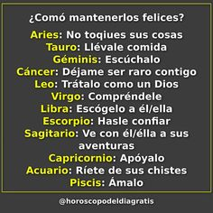 Cómo mantenerlos felices? Virgo, Gemini Life, Scorpio Facts, Zodiac Signs Leo, Horoscope Signs, Zodiac Horoscope, Mbti, Cancer, Zodiac Constellations