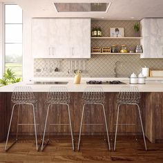 Did you know, if there are various concepts of kitchen design and decoration styles that can be applied to your home. One of them is the design and decoration of a farmhouse kitchen. The design or decoration of this… Continue Reading → Colorful Furniture, New Furniture, Furniture Online, Kitchen Furniture, Furniture Ideas, Furniture Design, Kitchen Countertops, Kitchen Cabinets, Kitchen Backsplash