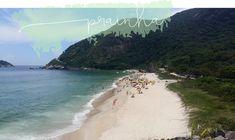 Parque Natural Municipal da Prainha, uma praia localizada entre os bairros do Recreio dos Bandeirantes e Grumari, aqui no Rio de Janeiro. Primeira vez que eu fui e fiquei apaixonada pelo local ♥