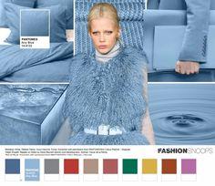 Pantone anuncia as 10 cores tendência para a moda outono/inverno 2016 - Follow the Colours