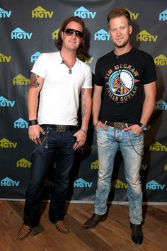 Florida Georgia Line Tyler Hubbard and Brian Kelly