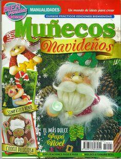 - Cecilia Davison - Álbuns da web do Picasa Christmas Ornament Crafts, Christmas Sewing, Christmas Books, Winter Christmas, Christmas Ideas, Book Crafts, Felt Crafts, Decor Crafts, Felt Patterns