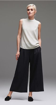 Our Favorite October Looks & Styles for Women   EILEEN FISHER   EILEEN FISHER
