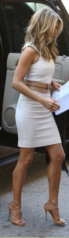 Jennifer Aniston has great legs Clothing, Shoes & Jewelry - Women - women's belts -