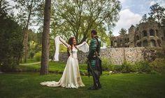 Casamento estilo Game of Thrones