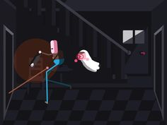 Toca Boca has a new Toca Boo app for kids just in time for Halloween!