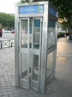 Bildresultat för cabina telefonica