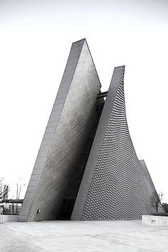 Religious Architecture San Josémaria Escrivá Church
