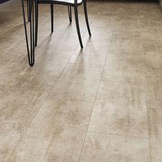 Increase comfort, durability and heat retention by using this SelitBloc underlay beneath your vinyl floors. Vinyl Tile Flooring, Kitchen Flooring, New Kitchen, Kitchen Ideas, Luxury Vinyl Tile, Kitchen Collection, Travertine, Beautiful Kitchens, House