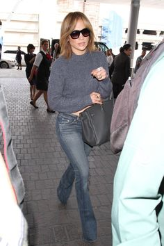Pin for Later: Jennifer Lopez Joins the Bob Bureau With a New Short Hairstyle