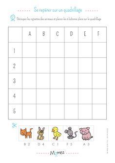 Preschool Kindergarten, Kindergarten Worksheets, Computational Thinking, Coding For Kids, Hidden Pictures, Montessori, Learning, Blog, Geography