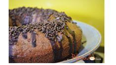 Receita muito gostosa, saudável e leve para um lanche de qualidade. Experimente esse bolo de chocolate integral, você vai adorar!