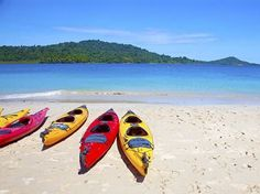 Sea Kayak Adventures: Go kayak fishing with knowledgeable English-speaking personal guides on your own two-person kayak on the calm open waters off the shores of Costa Rica.