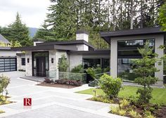 Past Houses Residential design styles do change over the years. Allow us to present a gallery of some of the homes we have designed since Vancouver, Home Designer, Good House, Beautiful Homes, House Plans, Past, Houses, Gallery, Outdoor Decor