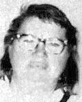 Missing Female Stella Vera Gies  Missing since September 18, 1981 from Lakeport, Lake County, California  Classification: Endangered Missing  For complete information on this case click here http://www.doenetwork.org/cases/845dfca.html