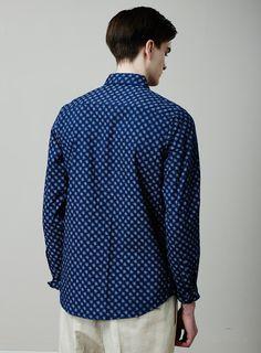 Topman Ltd ikat shirt