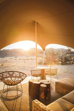 Hoanib Skeleton Coast Camp. Namibia