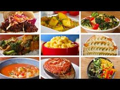 (11) 9 Delicious Vegan-Friendly Dinners - YouTube