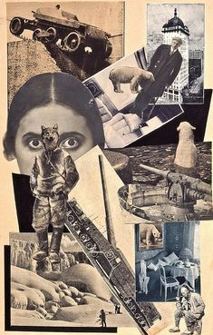 © Издательство европейского университета Retro Kunst, Retro Art, Dada Collage, Collage Art, Russian Constructivism, Russian Literature, Soviet Art, Conceptual Design, Photomontage