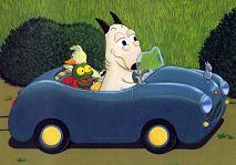 """(От """"покупки Kero и Bam"""") автомобиль, чтобы двигаться из Бам"""