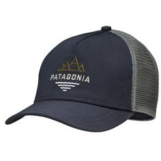 Patagonia Women's Peak To Paddle Layback Trucker Hat Patagonia Hat, Patagonia Clothing, Hat Quotes, Winter Fashion Boots, Winter Outfits, Hat Hairstyles, Outfits With Hats, Cool Hats, Summer Hats
