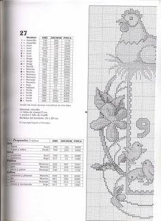 Relojes en punto de cruz (pág. 6) | Aprender manualidades es facilisimo.com